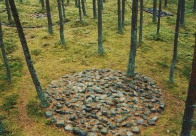 Kamienne konstrukcje nagrobne