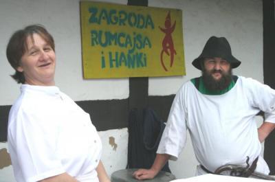 Hanka i Rumcajs