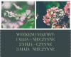Zmiana dni otwarcia - weekend majowy